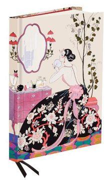 portada Barbier Backless Dress (Foiled Journal) (Flame Tree Notebooks)