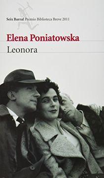 portada Leonora (Seix Barral Premio Biblioteca Breve)