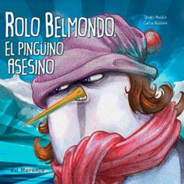 portada Rolo Belmondo el Pinguino Asesino