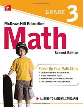 portada McGraw-Hill Education Math Grade 3, Second Edition