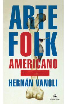 portada Arte Folk Americano