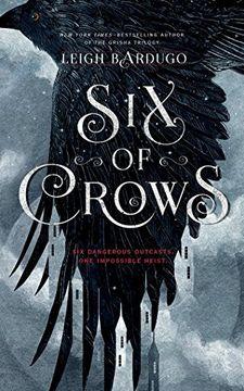 portada Six of Crows ()