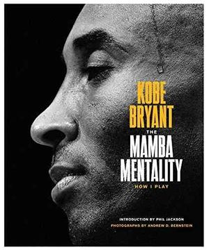 portada The Mamba Mentality: How i Play (libro en Inglés)