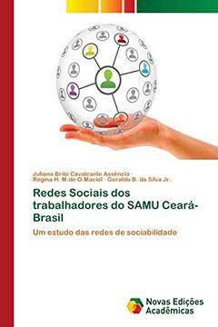 portada Redes Sociais dos Trabalhadores do Samu Ceará- Brasil