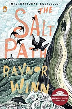 portada The Salt Path: A Memoir (libro en Inglés)