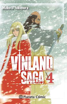 portada Vinland Saga 4