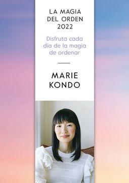 portada Libro Agenda La magia del orden 2022