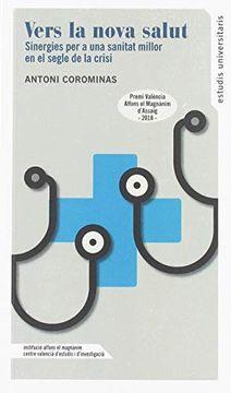 portada Vers la Nova Salut (libro en Catalan)