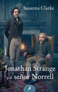 portada Jonathan Strange y el Señor Norrell