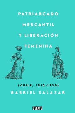 portada Patriarcado, Mercantil y Liberacion Femenina