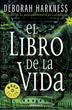 portada El Libro de la Vida (el Descubrimiento de las Brujas 3)