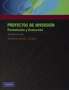 portada Proyectos de Inversion Formulacion y Evaluacion