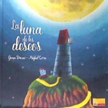 portada La Luna de los Deseos