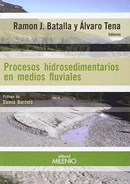 portada Procesos Hidrosedimentarios en Medios Fluviales