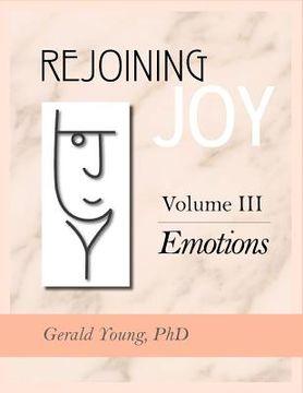 portada rejoining joy: volume 3 emotions