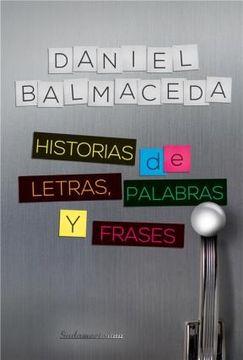 portada Historias de Letras, Palabras y Frases