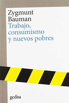 portada Trabajo, Consumismo y Nuevos Pobres