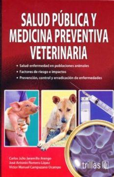 portada Salud Pública y Medicina Preventiva Veterinaria