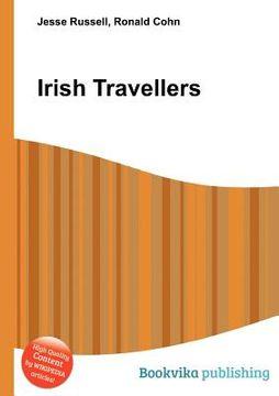 portada Irish Travellers (libro en Inglés)