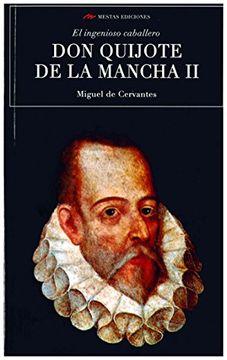portada El Ingenioso Caballero don Quijote de la Mancha ii