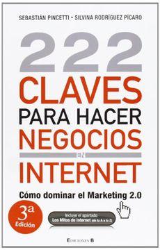 portada 222 claves para hacer negocios en internet / 222 keys to doing business online