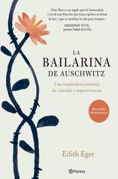 portada La Bailarina de Auschwitz