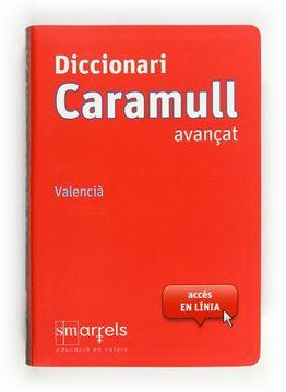 portada Diccionari Caramull Avancat 2015