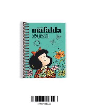 portada Agenda 2021 Mafalda día por Página