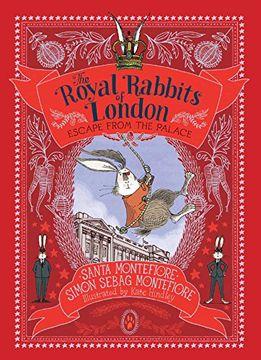 portada Escape From the Palace (The Royal Rabbits of London) (libro en inglés)