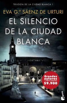 portada El Silencio de la Ciudad Blanca (Trilogia de la Ciudad Blanca #1)