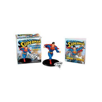 portada Superman: Collectible Figurine and Pendant kit (libro en Inglés)
