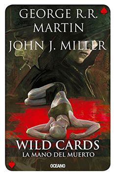 portada Wild Cards 7: La Mano del Muerto