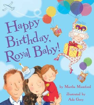 portada Happy Birthday, Royal Baby!