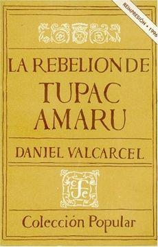portada La rebelión de Túpac Amaru