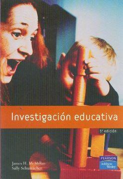portada Investigación Educativa: Una Introducción Conceptual