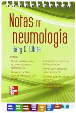 portada Notas de Neumologia