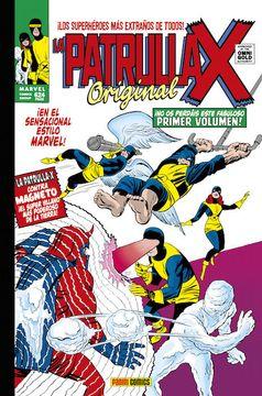portada La Patrulla-X: Original