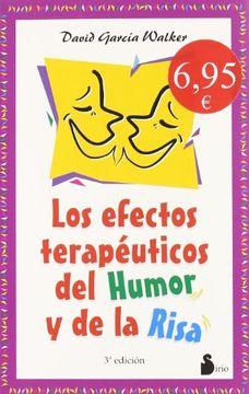 portada Efectos Terapeuticos del Humor y de la Risa