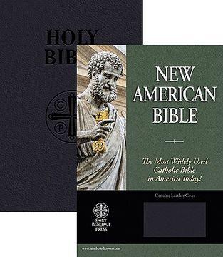 portada holy bible-nab