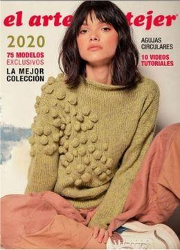 portada El Arte de Tejer 2020