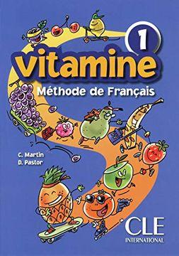 portada Vitamine 1 A1. 1 - Livre de l ` Eleve (libro en francés)