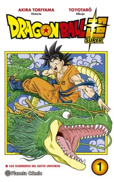 portada Dragon Ball Super 01
