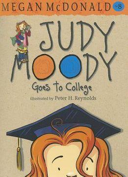 portada judy moody goes to college