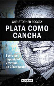 portada PLATA COMO CANCHA