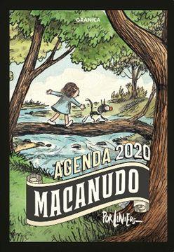 portada Macanudo 2020 Cosida Bosque