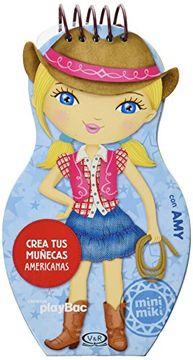 portada Crea tus Muñecas Americanas con amy