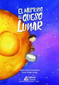 portada El Misterio del Queso Lunar