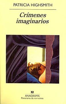portada Crímenes Imaginarios