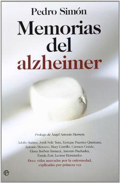 portada Memorias Del Alzheimer
