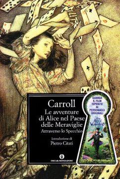 portada Le avventure di Alice nel paese delle meraviglie (Oscar classici)